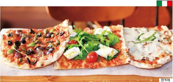 입맛대로 골라 먹는 피자 스타일