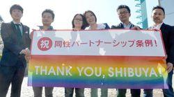도쿄 시부야구, 동성 커플 인증제