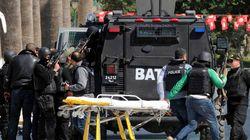 튀니지 박물관에서 무장괴한 총격 테러 : 최소 21명