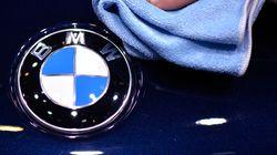 만우절 광고 믿었더니 BMW 새 차 받은