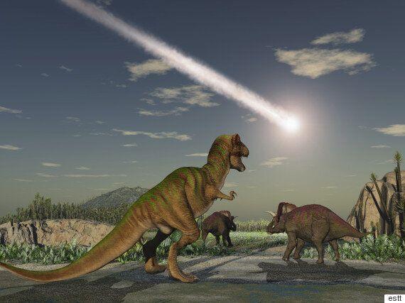 인류를 멸망시킬 소행성 충돌을 막을 수