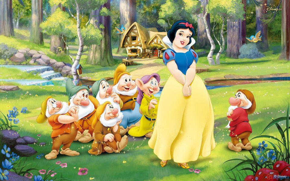 디즈니 공주는 왜 항상 날씬해야