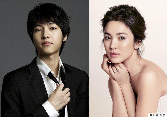 송중기와 송혜교, 김은숙 작가의 신작 '태양의 후예'에서