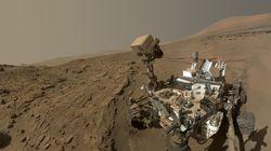 나사 화성 탐사로봇 큐리오시티가 질소를