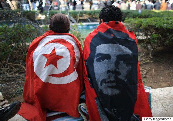 '아랍의 봄' 이끌던 튀니지, IS 최대