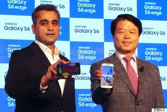 삼성전자, 갤럭시S6·S6엣지 인도 출시가격