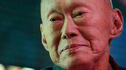 '싱가포르 국부' 리콴유 전 총리