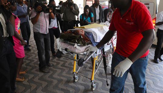 알샤바브 케냐 대학 총격으로 147명 사망(사진,