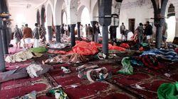 예멘 폭탄 테러 137명 사망, IS