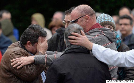 저먼윙스 여객기 희생자들의 가슴 아픈