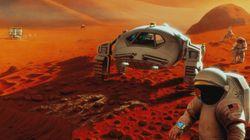 왜 인류는 아직도 화성에 발을 딛지