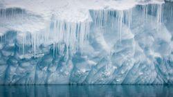 남극대륙 얼음 18년 간 18%