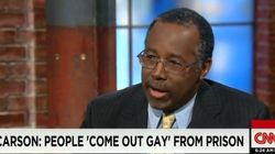 공화당 대권 주자 벤 카슨, '감옥에서 동성애자 되는