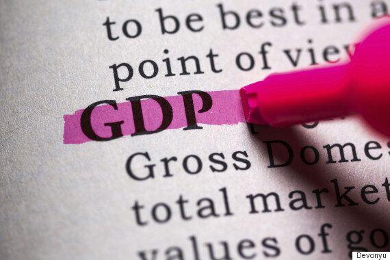 저성장의 늪 : 한국 경제성장률 6분기 연속 0%대