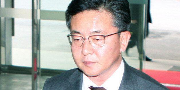홍용표 통일장관 후보자