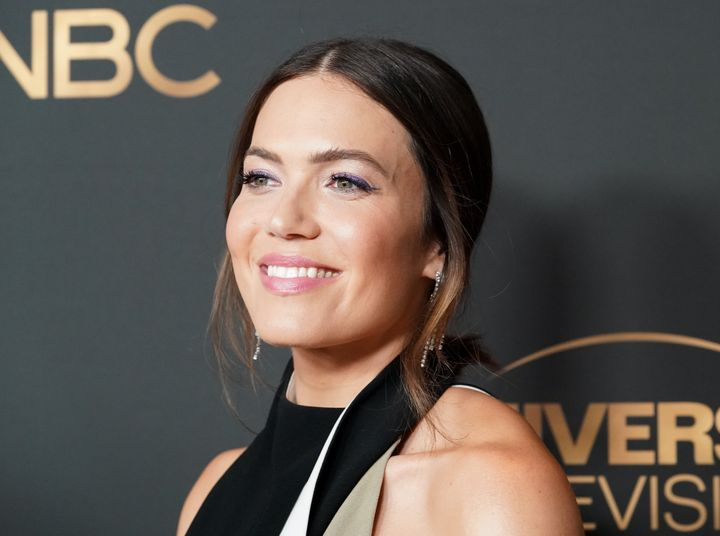Mandy Moore Releases First New Song In A Decade, 'When I Wasn't Watching'