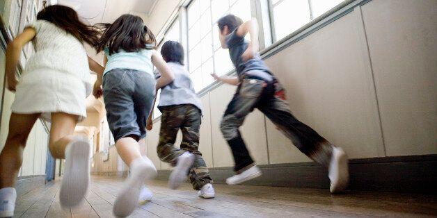 한국 아동의 '학업 스트레스' 세계