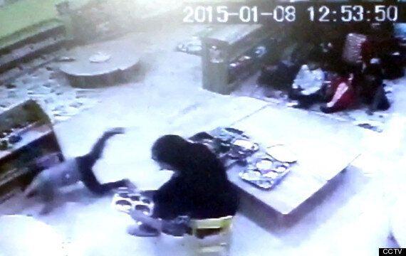 무산된 어린이집 CCTV, 담뱃갑