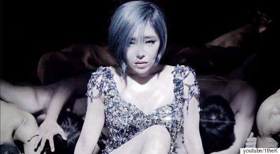 가인, '파라다이스 로스트' 뮤직비디오 공개, 해외 팬들의 반응