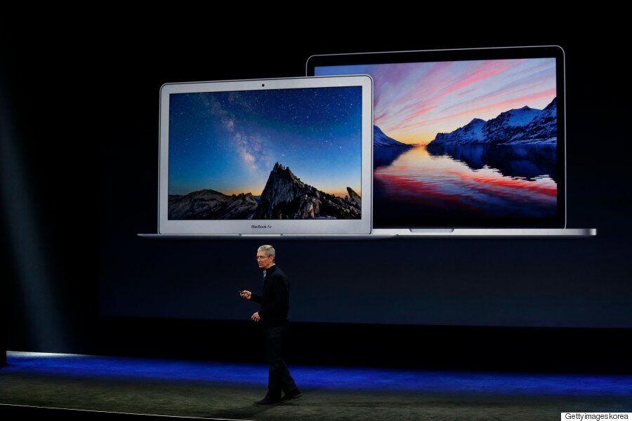 애플워치 : 다음달 24일 출시, 10일부터 예약·전시
