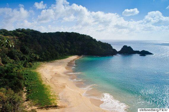 세계 최고의 해변은 당신이 들어본 적도 없는