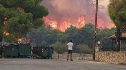 Νέα μεγάλη πυρκαγιά στη