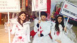 중국은 세계 여성의 날에 인권운동가를
