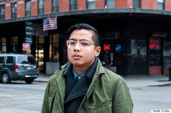 뉴욕 패션잡지의 젊은 크리에이터