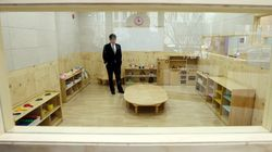 어린이집 CCTV 설치 의무화법, 본회의서