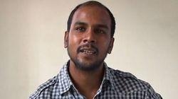 인도 버스 성폭행범