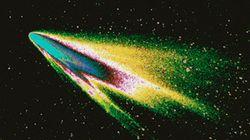 은하계에서 가장 빠른 별이