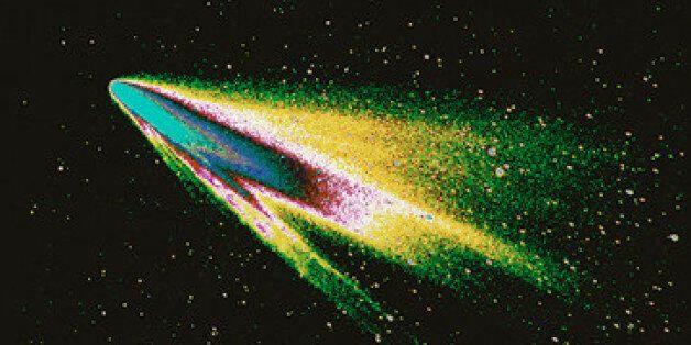 은하계에서 가장 빠른 별이 발견됐다. 초당