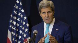 미국 시리아 전략 변화? 존 케리,
