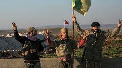 시리아 쿠르드군, IS 장악지역 속속