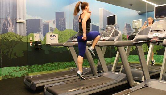 트레드밀을 활용한 효과적인 운동