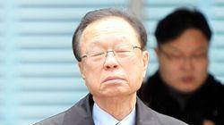 '캐디 성추행' 박희태: 징역 6월에 집행유예
