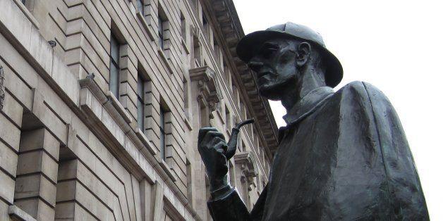 80년 전 아서 코난 도일이 직접 쓴 '셜록 홈즈' 단편 , 다락방에서