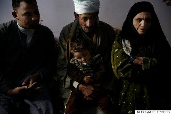 이집트, IS 거점 공습