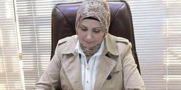 이라크 첫 여성 시장
