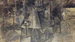 피카소의 수십억원짜리 그림이