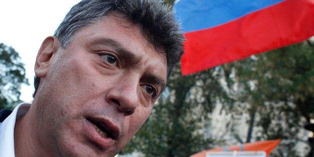 러시아의 야권 지도자인 보리스