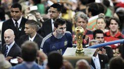 2014 최고의 스포츠 사진: 슬픈