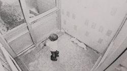 영하 18도에 기저귀만 입고 집을 나간 3살 아이