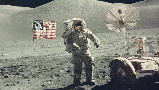 나사(NASA)가 공개한 빈티지 우주