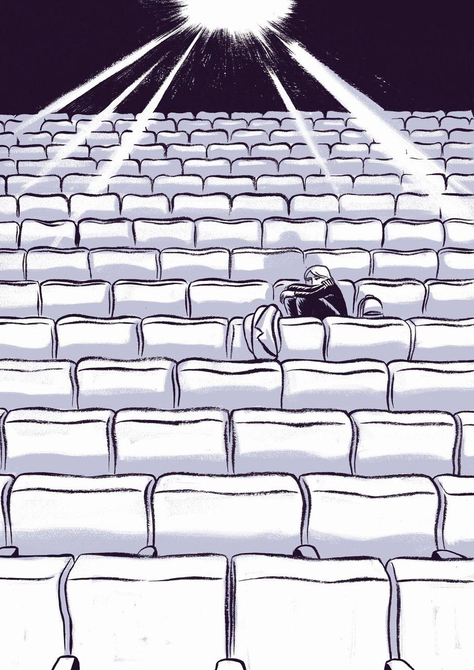 Ένα υπέροχο κόμικ για το 60ό Φεστιβάλ Κινηματογράφου