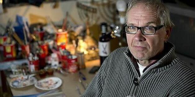 코펜하겐 총격의 표적으로 여겨지는 스웨덴 출신 예술가 라르스