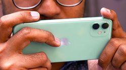 Pour utiliser l'iPhone 11 à 100%, il faut rajouter 60