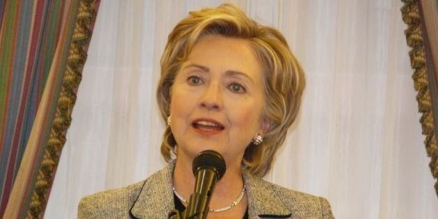 Hillary Clinton, New York, Oct. 15th,