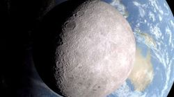나사(NASA)가 달의 뒷면을