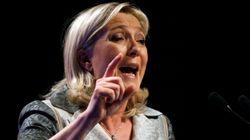 프랑스 극우정당, 보궐선거 1차투표